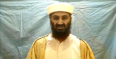 Example of unscheduled news causing price gap death of Osama Bin Ladan