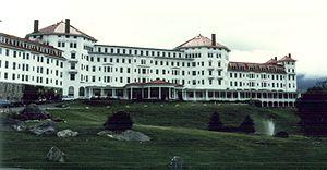 Mount Washington hotel, Bretton Woods