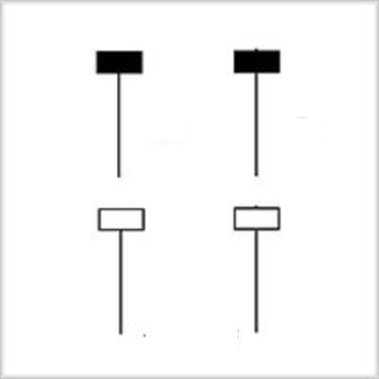 Hammer simple candlestick form